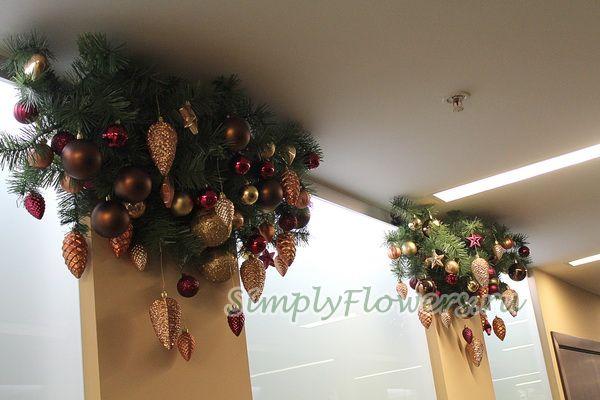 def3a65744f8 Новогоднее оформление офиса
